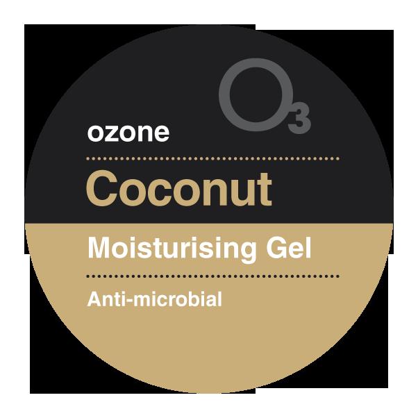 Coconut moisturising gel